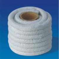 Buy cheap Heat Insulation Dust Free Asbestos Cloth , Dusted Asbestos Cloth Custom Width from wholesalers