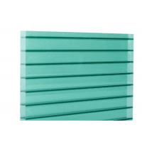 Buy cheap Anti Uv Twin Wall Polycarbonate Sheet 6mm To 12mm Thickness Ten Year Warranty from wholesalers