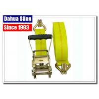 Buy cheap 2'' Atv Recovery Strap Accessories , Tie Down Strap Buckle Parts With Ratchet from wholesalers