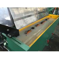 17DST Medium Wire Drawing Machine 55KW 2000mpm Max Line Speed With Annealer