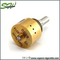 Buy cheap Atty RDA RBA Atomizer Tank Solid Copper Bottom changeable For 2.5 ml from wholesalers