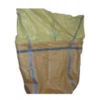 Buy cheap U Panel Industrial PP FIBC Jumbo Bags customized With Cross Corner Loops from wholesalers