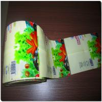 Buy cheap PVC Bottle Shrink Label Film Rolls from wholesalers