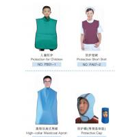 Buy cheap 0.5mmPb Medical Sheilding Lead Apron Protective Apron With High Collar from wholesalers