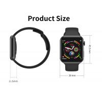 Buy cheap 2021 Original IWO YY21 Smart Watch  Call 44mm Fitness Tracker Heart Rate Monitor Blood Pressure SmartWatch IOS Android P from wholesalers