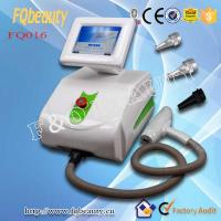 Buy cheap 1064nm 532nm Electro-optical Q-switched ND YAG laser tattoo removal laser for sale FQ016 product
