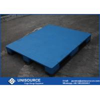 Buy cheap Durable Stackable Plastic Pallet 6 Ton Static Load For Supermarket Fruit / Vegetable product