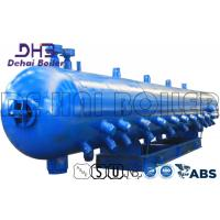 Buy cheap High Pressure Heat Recovery Boiler Steam Drum Compact Structure Easy Installtion from wholesalers