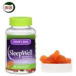 Buy cheap Sugar Free 2.5g/Grain Melatonin Sleep Gummies from wholesalers