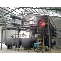 Buy cheap Lubricating Oil Purification, Engine Oil Recycling,Used Motor Oil Recycling Engine Oil Distillation Making Machinery from wholesalers