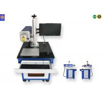 Buy cheap RF Tube CO2 Industrial Laser Marking Machine 100 Wattage Water Cooling Method from wholesalers
