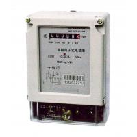 Buy cheap Two Wires Single Phase Electric Meter Active Energy Measuring With Register Display from wholesalers
