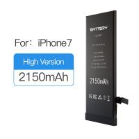 Buy cheap Rapid Charge Apple Iphone New Battery 2150mAh 0 Cycle 550 Recycling Times from wholesalers