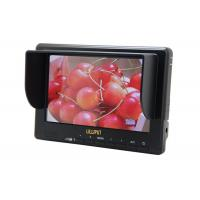 Buy cheap 7 inch 1080p Field Monitor Screen / HD LCD Monitor BNC HDMI Plastic ABS from wholesalers