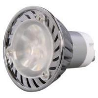 Buy cheap Energy Saving 4 X 1 W 320 - 450LM Aluminum Lamp Body Gu10 LED Spotlight Bulbs from wholesalers