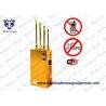 Buy cheap Golden Mobile Phone GPS Jammer AC110V - 240V Jamming Range Radius 2 - 15m from wholesalers