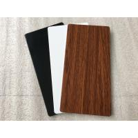 Buy cheap Lightweight External Building Cladding Materials With PVDF And FEVE Paint from wholesalers