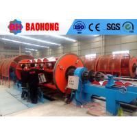 Buy cheap 500/630/710 Rigid Type Stranding Machine For Copper Wire And Cable from wholesalers