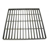 Buy cheap Electroforged 19 W 4 Welded Steel Bar Grating Systems Corrosion Resistant from wholesalers