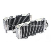 Buy cheap Aluminum Aftermarket Motorcycle Radiator Heat Resistance Material from wholesalers