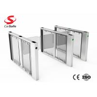 Buy cheap Railway Station Pedestrian Barrier Gate RIFD Reader Access Control System from wholesalers