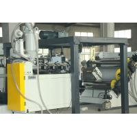 Buy cheap 1000mm Width PMMA GPPS APET Plate Extrusion Line Easy Operation from wholesalers