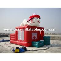 Buy cheap Commercial bounce houses combo/inflatable bounce houses/inflatable combos from wholesalers