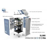 Buy cheap 4 Soft Silica Handles Cryolipolysis Slimming Machine With User Manual And Teaching Video from wholesalers