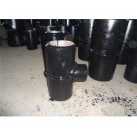 Buy cheap A 335 P91 Steel Pipe Fittings Tees Carbon Steel Seamless Tee Din 2615 from wholesalers