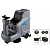 Buy cheap 36VDC Floor Scrubber Dryer / floor washing machine Single brush from wholesalers