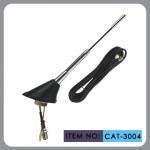 Buy cheap Oxidation Aluminum Mast Dab Car Radio Antenna DC10-14V Linear Polarization from wholesalers