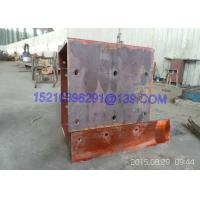 Buy cheap Industrial Carbon Steel Heavy Metal Fabrication Welded Parts from wholesalers