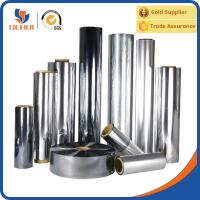 Buy cheap Strong Aluminum and Barrier PET Film Metalized Mylar Film from wholesalers