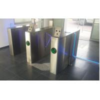 Buy cheap High class Optical glass flap barrier for EUROPE Greiner Bio One staff access control from wholesalers