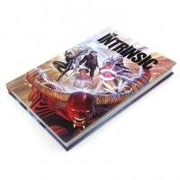 Buy cheap customize paper hardcover book printing with sewn binding - book printing from wholesalers