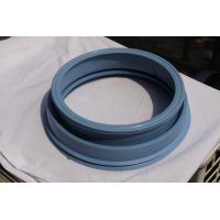 Heat Proof Washing Machine Door Seal Replacement , Grey Washer Door Boot Seal