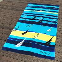 Personalized Shark  Whale Beach Towels for Adults Hawaii Bright Beach Towels