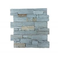 Buy cheap Exterior Angle of Green Color  Cement Culture Stone For External Wall Cladding from wholesalers