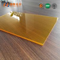 Buy cheap 1.38g/Cm3 Density ESD PVC Sheet , Colored Plastic Sheets For Extrusion Aluminium Profiles from wholesalers