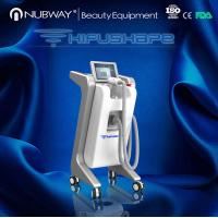 Buy cheap HIFU Body Fat Slimming! Newest Ultrashape Machine hifu for slimming from wholesalers