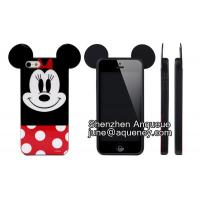 Buy cheap Wholesale Cartoon Case TPU mobile phone case for Iphone 5 / 5S from wholesalers