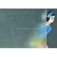 Buy cheap Transparent 4mm Karatachi Figured Glass Interior Partition and Bathroom from Wholesalers
