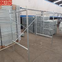 Buy cheap Single Ladder Mason Frame Scaffolding Masonry Frame product