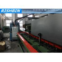 Buy cheap Prefabricated House Foam Insulated EPS Sandwich Panel Machine with Fly Saw Cutting from wholesalers