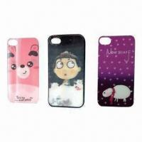Buy cheap Mobile Phone Covers, Easy Change 3D Card, Wonderful 3D Depth Designs, Suitable for Gift Purposes from wholesalers
