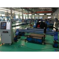 Buy cheap High Speed Sheet Metal Portable CNC Cutting Machine For Iron / steel plate With Flame Torch product