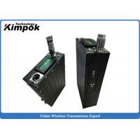 Buy cheap 330-530MHz Wireless Digital Transceiver 921600 bps Real - time Vehicle IP Transmission from wholesalers