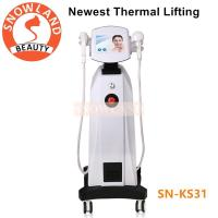 Buy cheap Effectively Face Lift Machine Thermal RF Machine For Salon Use Skin Rejuvenation And Face Lift from wholesalers
