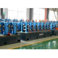 Buy cheap High Speed Steel Pipe Production Line For Carbon Furniture Tubes 21 - 63mm Pipe Dia from wholesalers