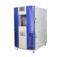 Buy cheap Electrical Temperature Humidity Test Chamber / Controlled Environmental Chambers product